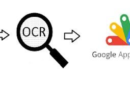 Extract Text Dari Gambar Menggunakkan Google Apps Script