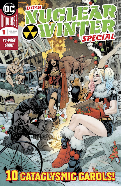 DC's Nuclear Winter Special #1