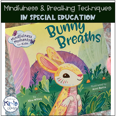 Mindfulness, Breathing & Yoga in Special Education