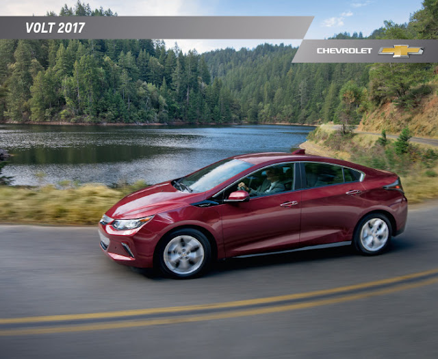 Downloadable 2017 Chevrolet Volt Brochure