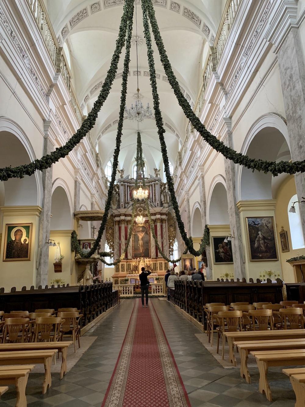 Skaistkalnės bažnyčia