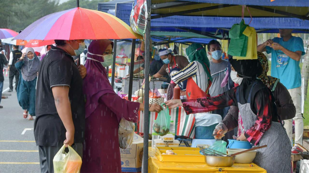 Tiada Bazar Ramadan Tahun Ini Di Sabah