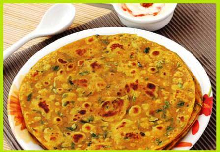 Make Maithi Thepla