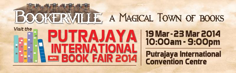 Pesta Buku Antarabangsa Putrajaya 2014