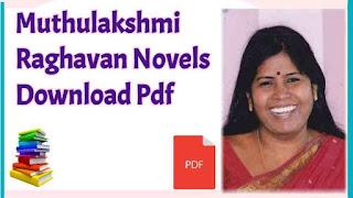 Muthulakshmi Raghavan tamil pdf book free download