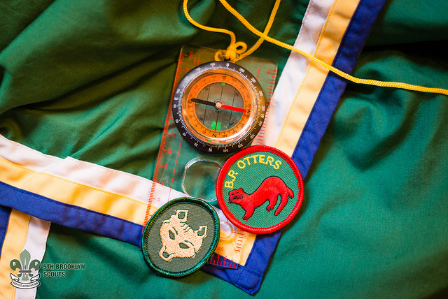 KARMABrooklyn Blog: NEW SCOUT TROOP FOR DITMAS PARK AND FLATBUSH