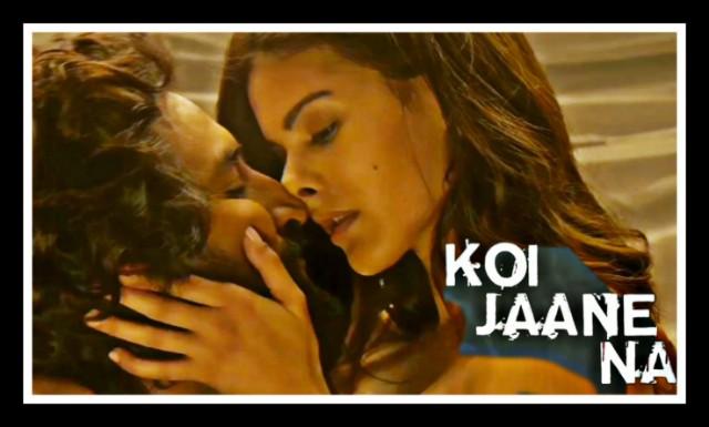 Amyra Dastur sexy scene - Koi Jaane Na (2021) HD 720p