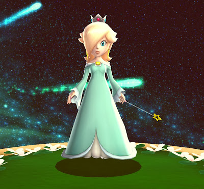 rosalina playable