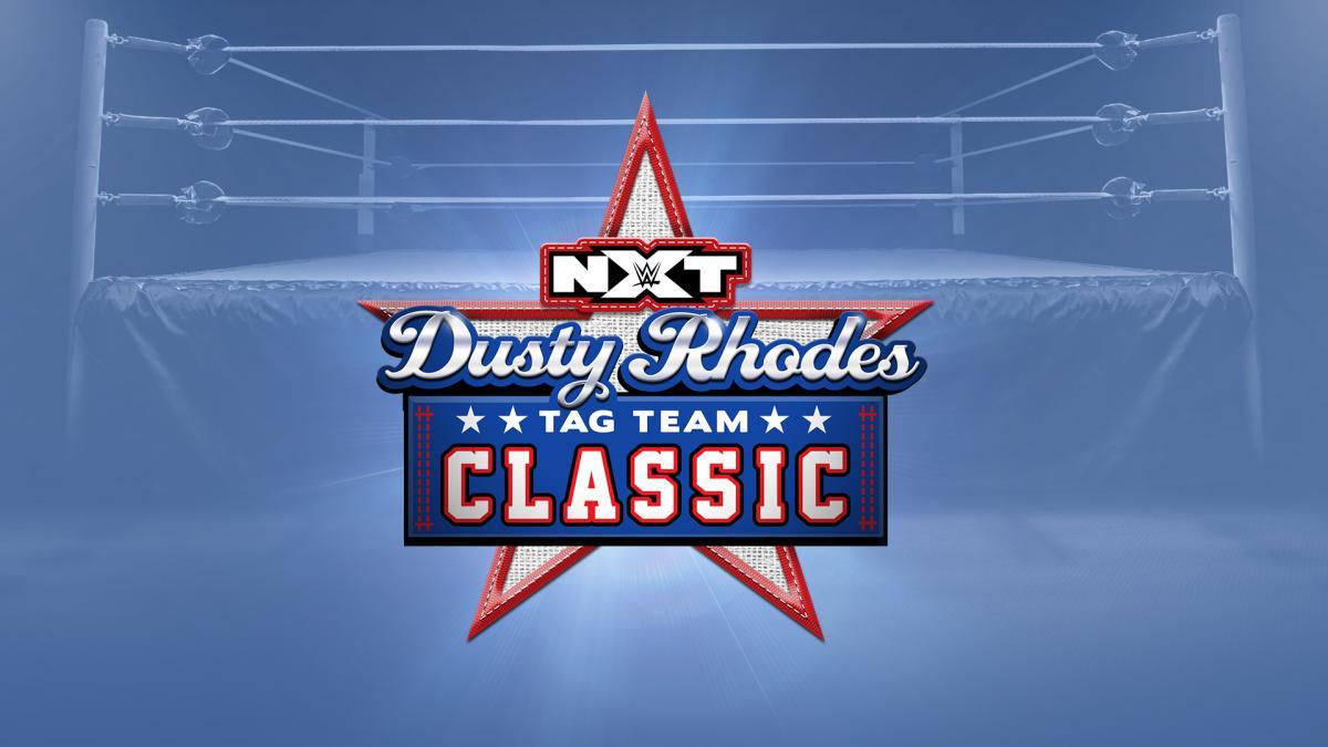 Revelada a data dos combates dos vencedores do Dusty Rhodes Classic 2021