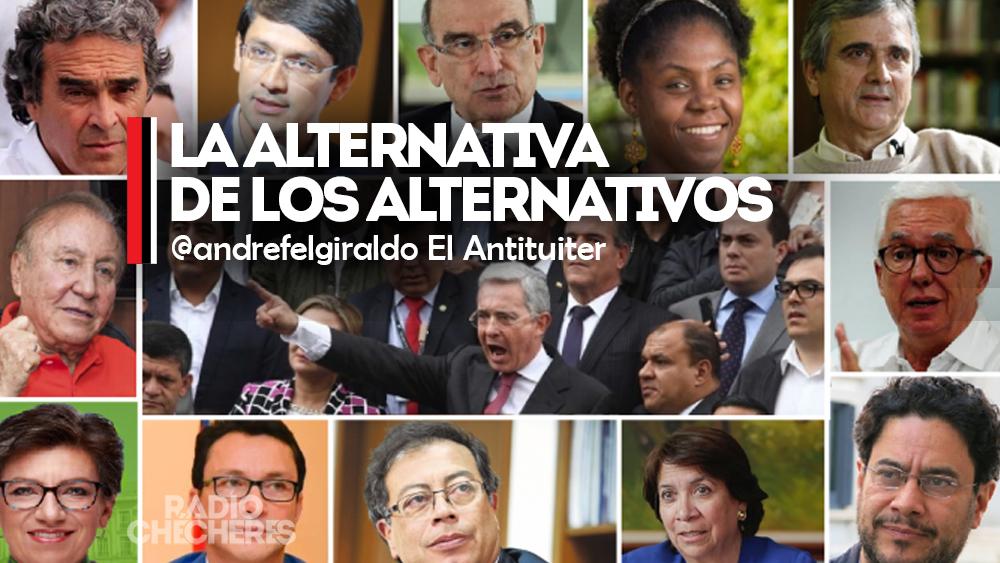 La alternativa de los alternativos