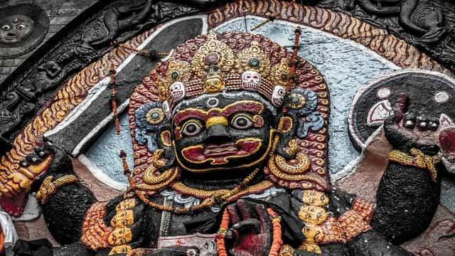 Kaalbhairav Ashatakam