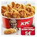 Daftar Harga Menu KFC Paket Hemat Terbaru