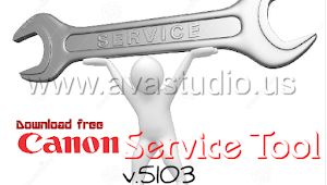 Resetter Canon Service Tool V.5103 Full Version