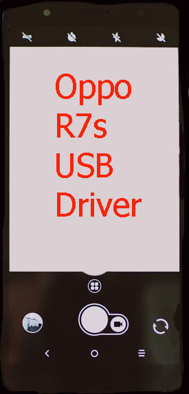 Oppo R7s USB Driver Download