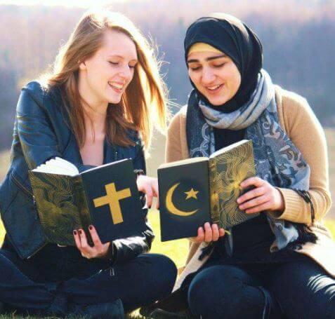 دراسة عن مشتقبل الاسلام و المسيحية و الاديان بصفة عامة