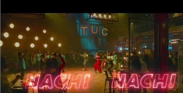 नची नची II  Nachi Nachi Song Lyrics  II Street Dancer 3D