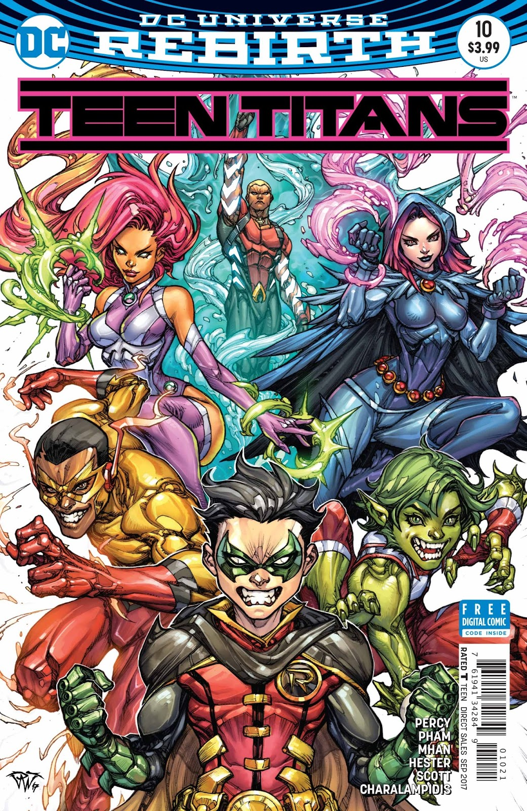 Watch Dc Teen Titans