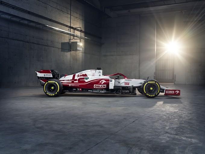 Zdjęcia Alfa Romeo C41