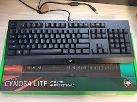 Razer Cynosa Lite keyboard
