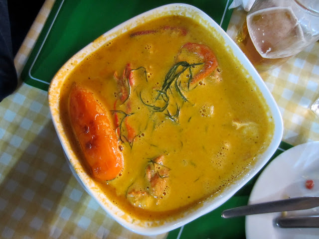 chupe limeño receta peruana