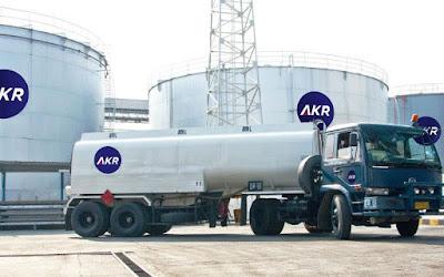 Fundamental saham AKRA ( AKR Corporindo Tbk PT )