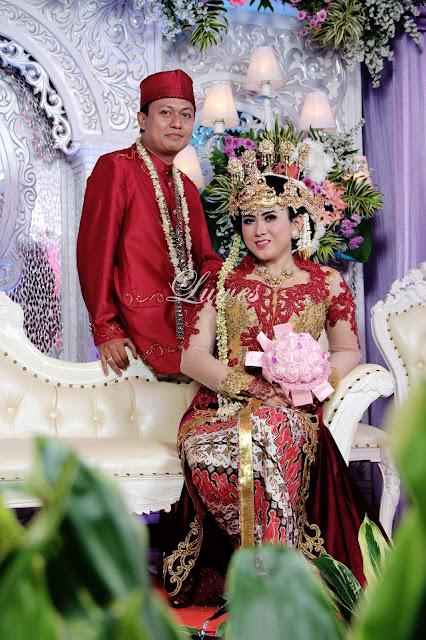 Mua Makeup artist pernikahan konsep tradisional adat sunda
