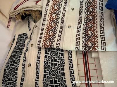 Ropa Artesanal Mexicana elaborada por artesanas de la Región del Lago de Pátzcuaro