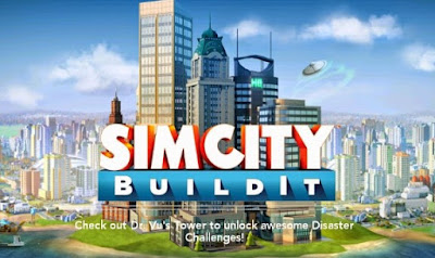 SimCity BuildIt Apk + Mod For Android Free Download