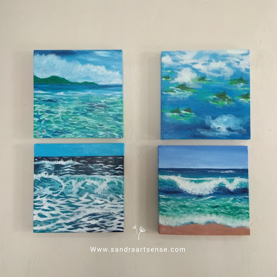 Lukisan pantai