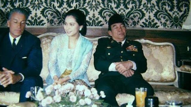 Inilah Sosok Ratna Sari Dewi Soekarno yang Anggun dari Usianya 15 Tahun, Hingga Tahun ke Tahun