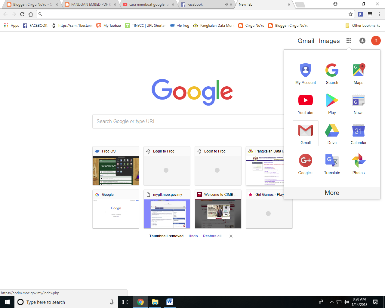 Cara Menggunakan Google Form