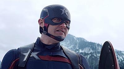 The Falcon & The Winter Soldier: New Captain America