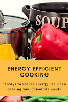 21 ways to cook more efficiently