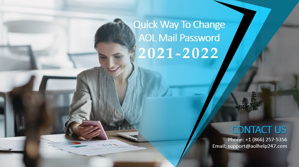 Quick Way To Change AOL Mail Password 2021-2022