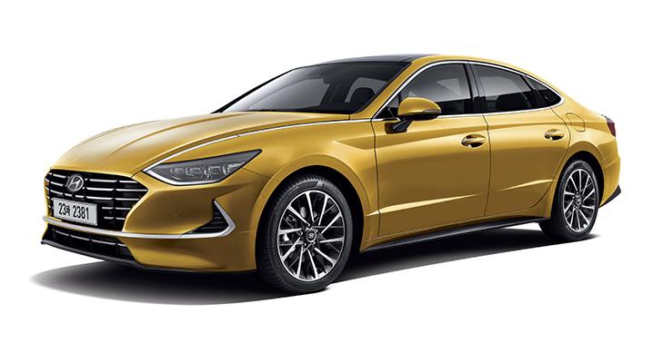 현대자동차, 신형 쏘나타 디자인에 대한 뜨거운 해외 반응
