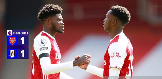 Arsenal vs Fulham – Highlights