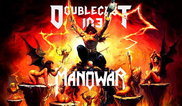 doublecast podcast manowar kings of metal gods of war