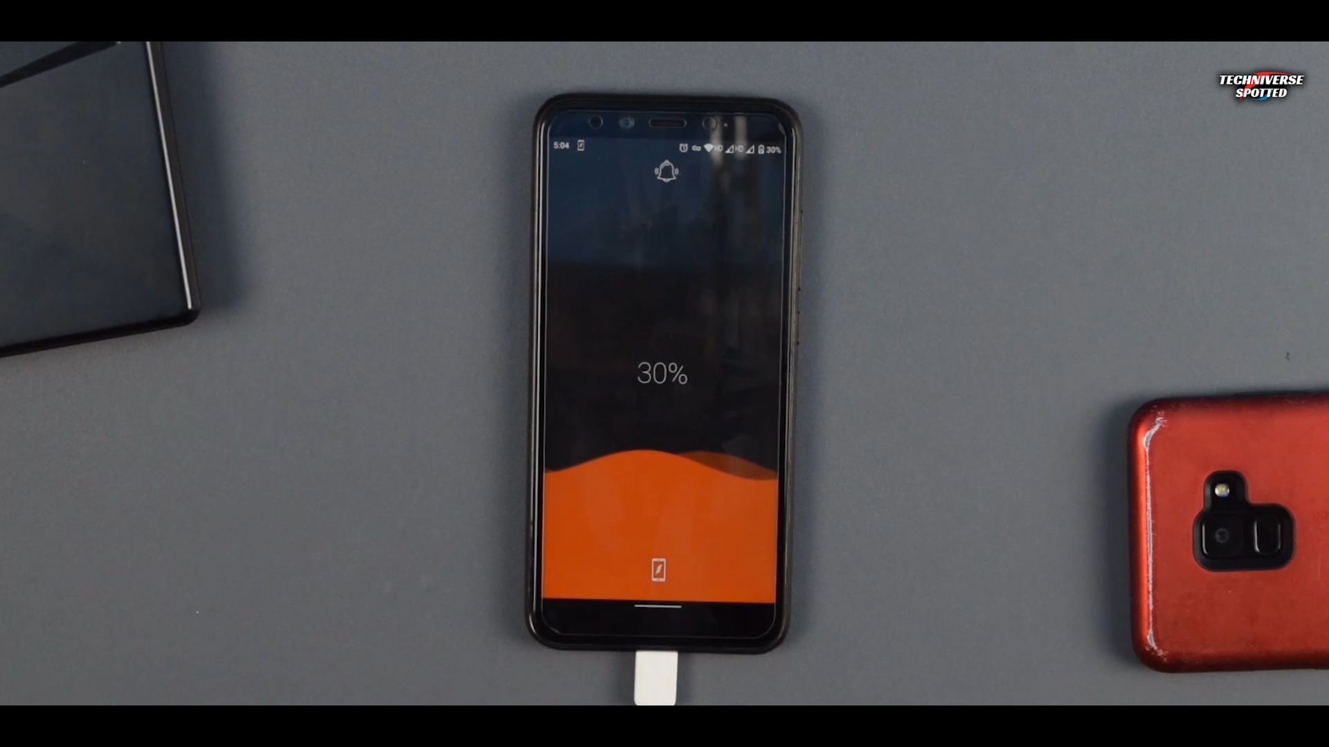 Track Your Mobile Charge With Charging Siren.