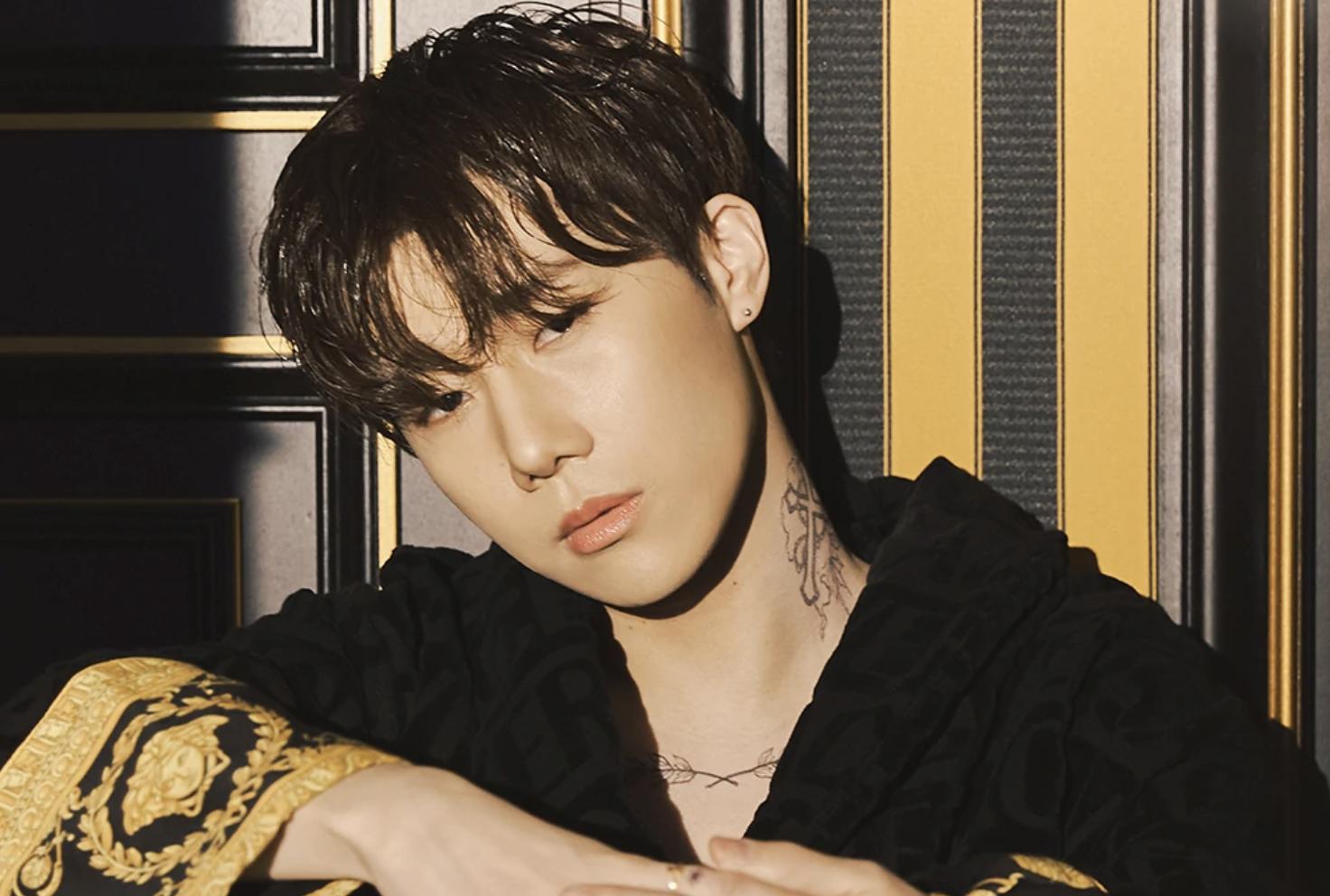 Kim Sungkyu 김성규, líder de INFINITE, no renueva con Woollim Entertainment