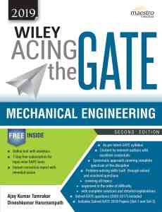 wiley acing the gate mechanical engineering pdf free download