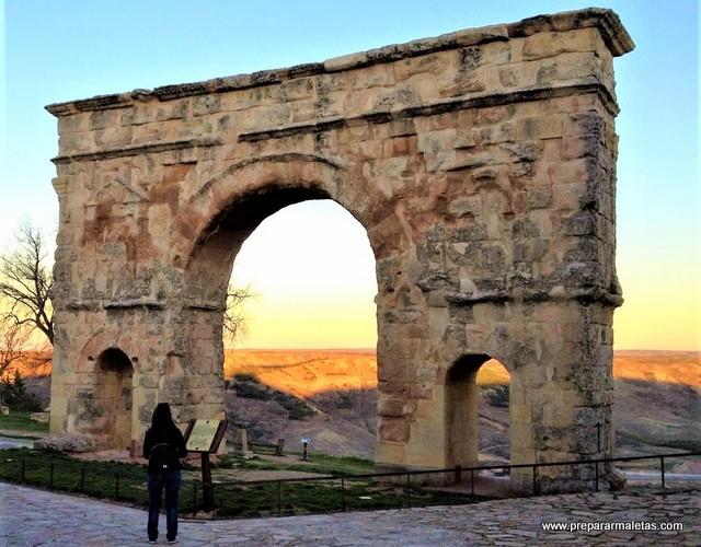 que ver en Medinaceli en un día en Soria