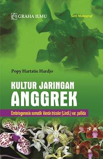 KULTUR JARINGAN ANGGREK; EMBRIOGENESIS SOMATIK VANDA TRICOLOR (LINDL.) VAR. PALLIDA