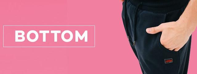 Tips Memilih Celana Pria 3Second