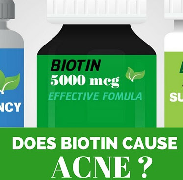 Does Biotin Cause Acne