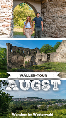 Wäller-Tour Augst  Rundwanderung Westerwaldsteig  Westerwald bei Neuhäusel 20