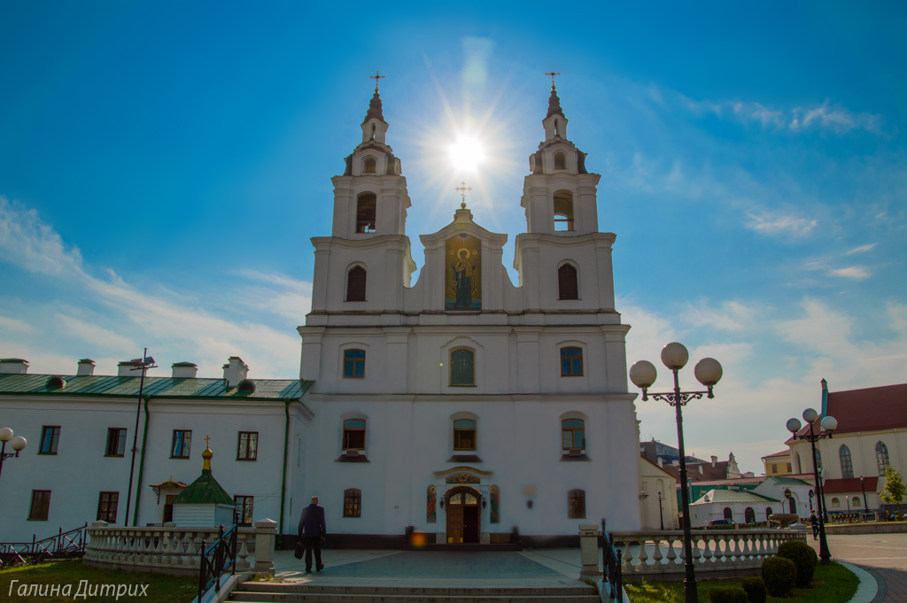 Кафедральный собор Сошествия Святого Духа фото