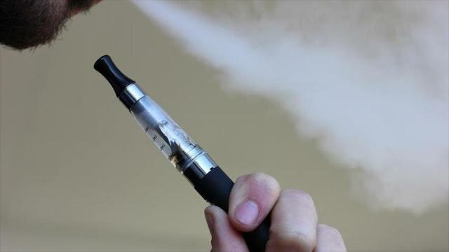 Nicotina del vapor de cigarrillos electrónicos dañan la salud