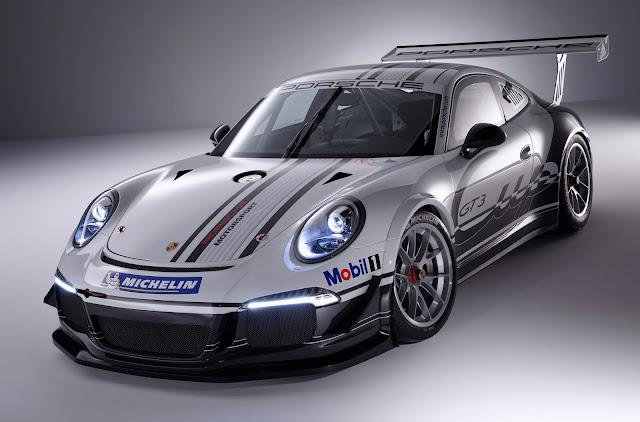 2013 Porsche 911 GT3 Cup Exterior