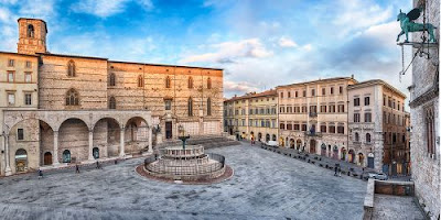 Cose da vedere a Perugia in un tour di 2 giorni in Umbria...Luoghi da scoprire