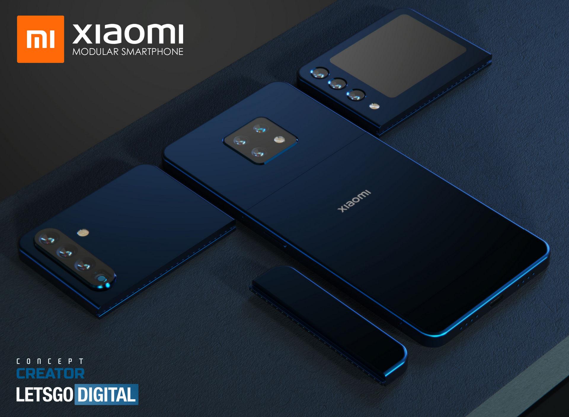 Xiaomi kamera modülü